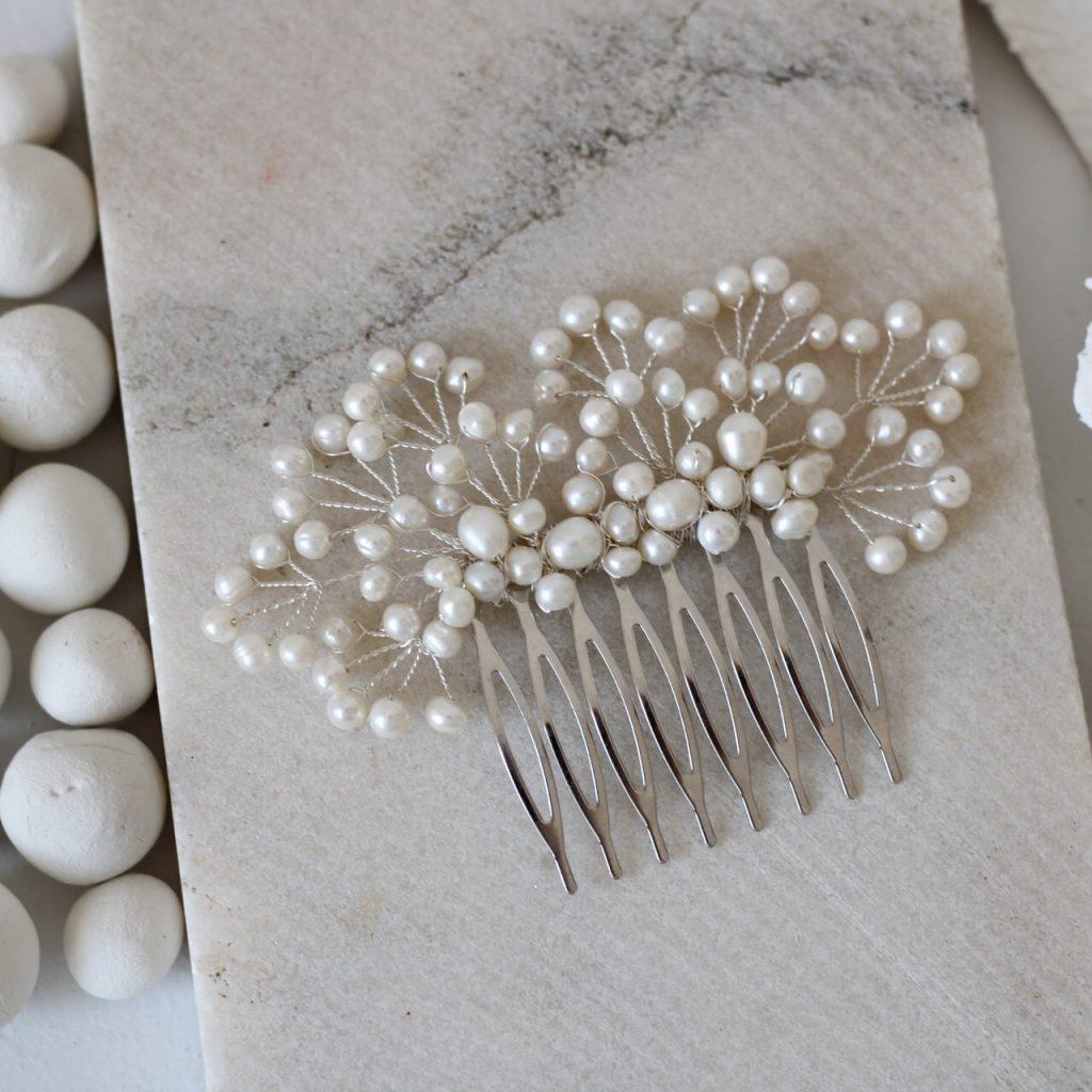 bridal comb